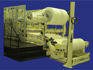 automated custom machinery solutions for filtration